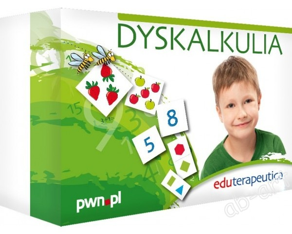 Eduterapeutica Dyskalkulia - program multimedialny
